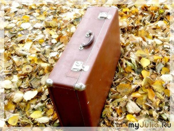 """Ищу (избавлю Вас) от старого  """"бабушкиного """" чемодана.  Можно несколько."""